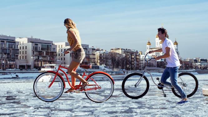 As bicicletas estáticas são excelentes para manter a forma